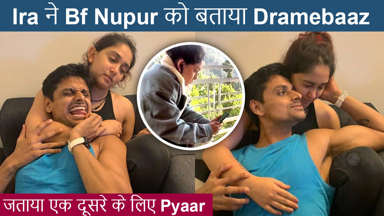 Aamir's Daughter Ira Khan Enjoys A Romantic Vacation With BF Nupur Shikhare | Expresses Love | Fans React