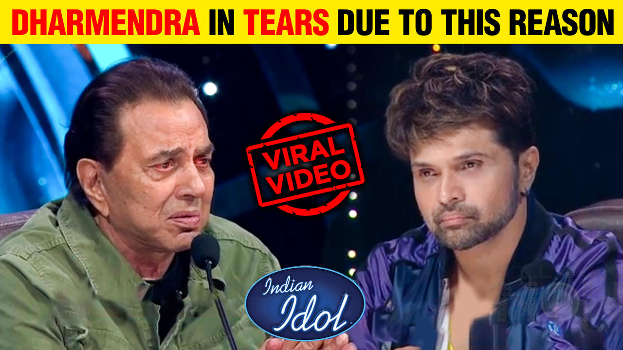 Dharmendra Gets Emotional Due To This Reason in Indian Idol 12
