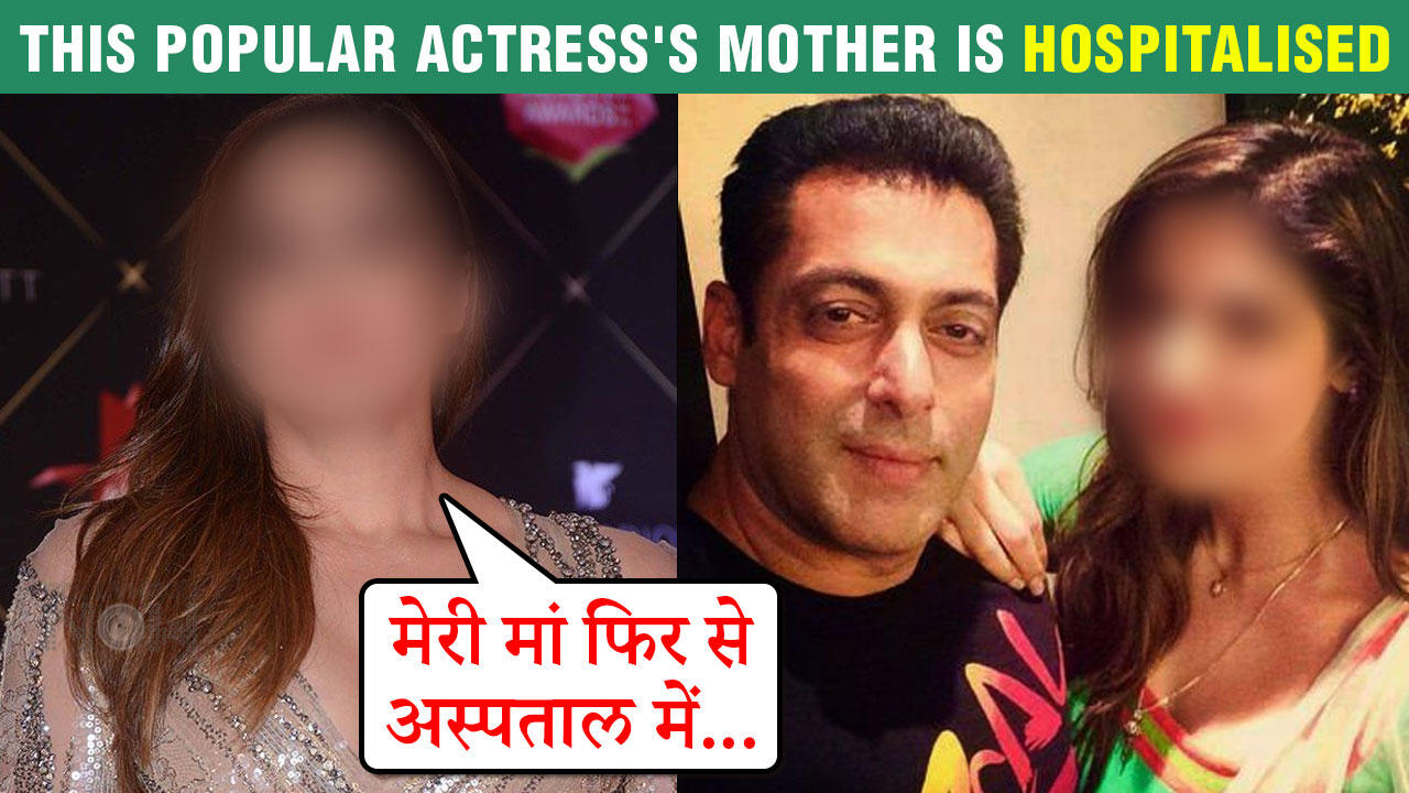 THIS Famous Actress's Mother Is Hospitalized; Emotionally Urges Fans To Keep Her Mother In Prayers