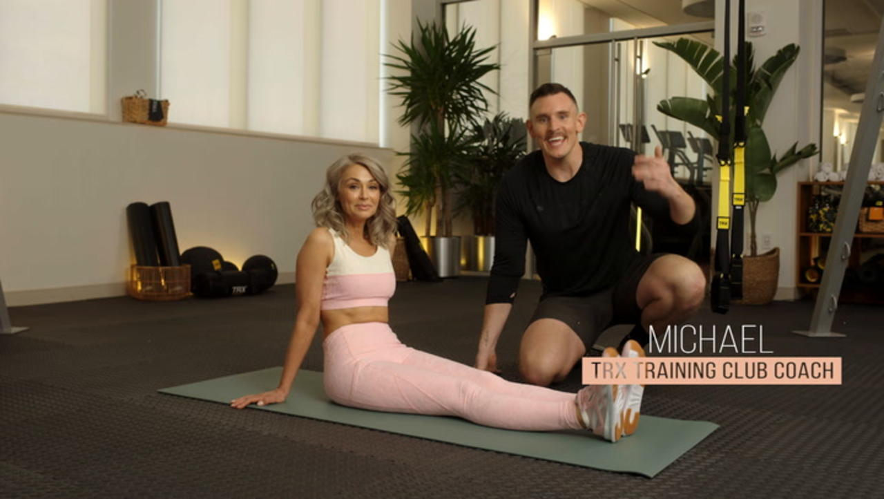 Bodyweight Core Workout With Kathy Jacobs