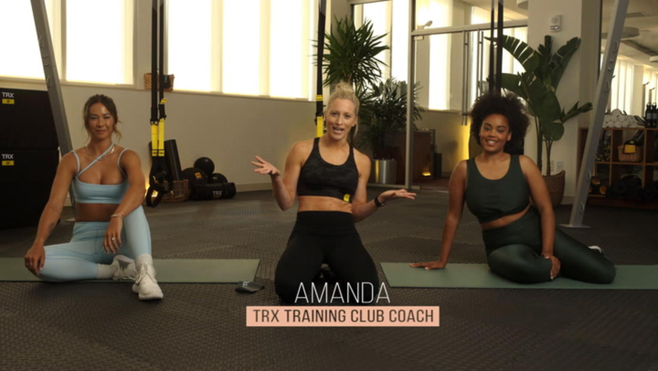 Abs Three Ways: Bodyweight, Bands, and Straps