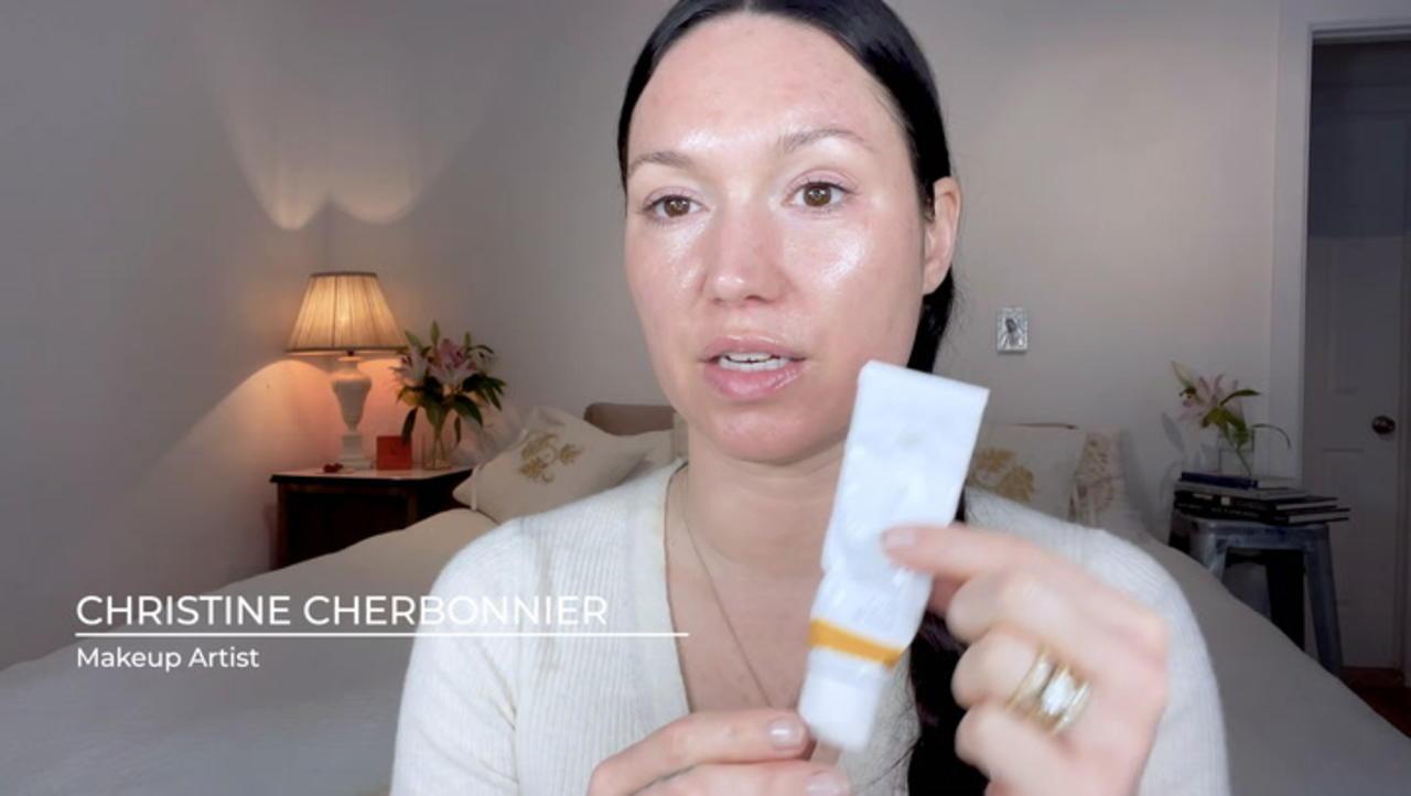 Christine Cherbonnier's Personal Makeup Routine