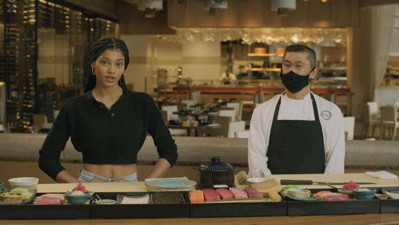 How To Make Sushi With Danielle Herrington
