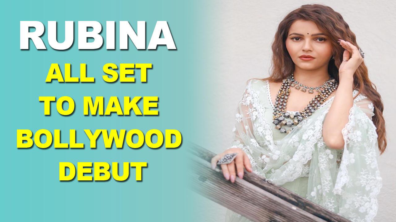 Bigg Boss 14 winner Rubina Dilaik all set to make her Bollywood debut