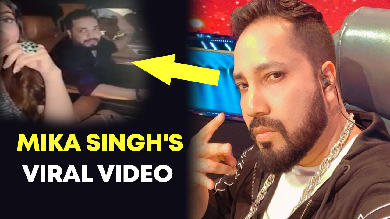 Mika Singh's car breaks down at 3 am in Mumbai, Here's what happened next