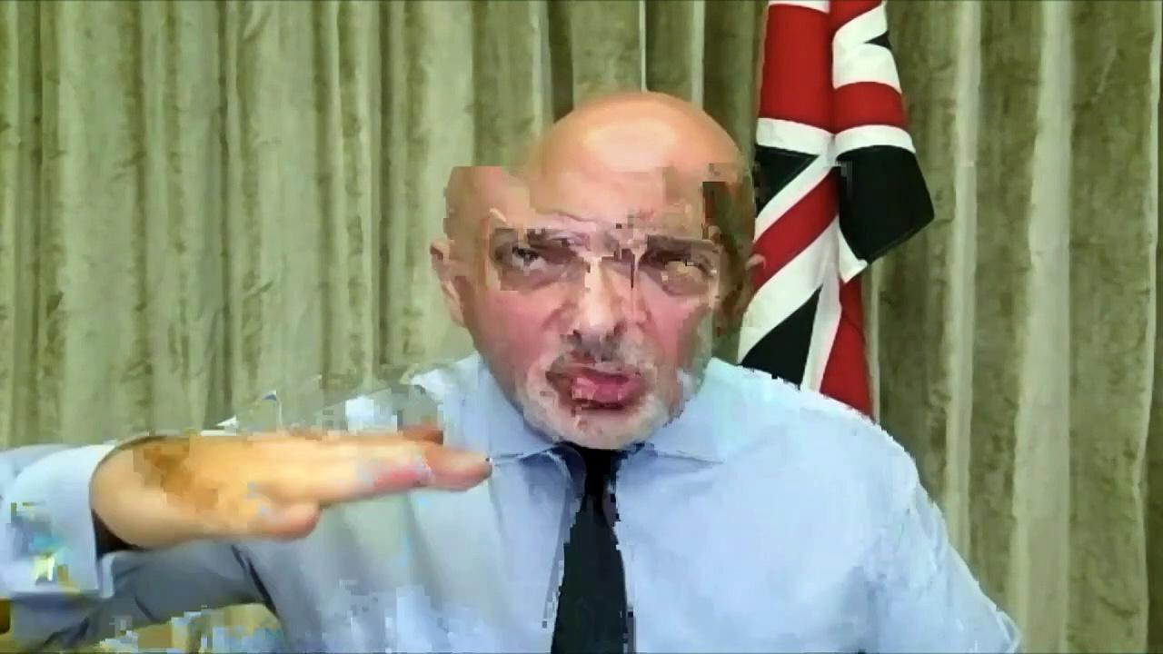 Zahawi will wear mask indoors despite lifting of restriction