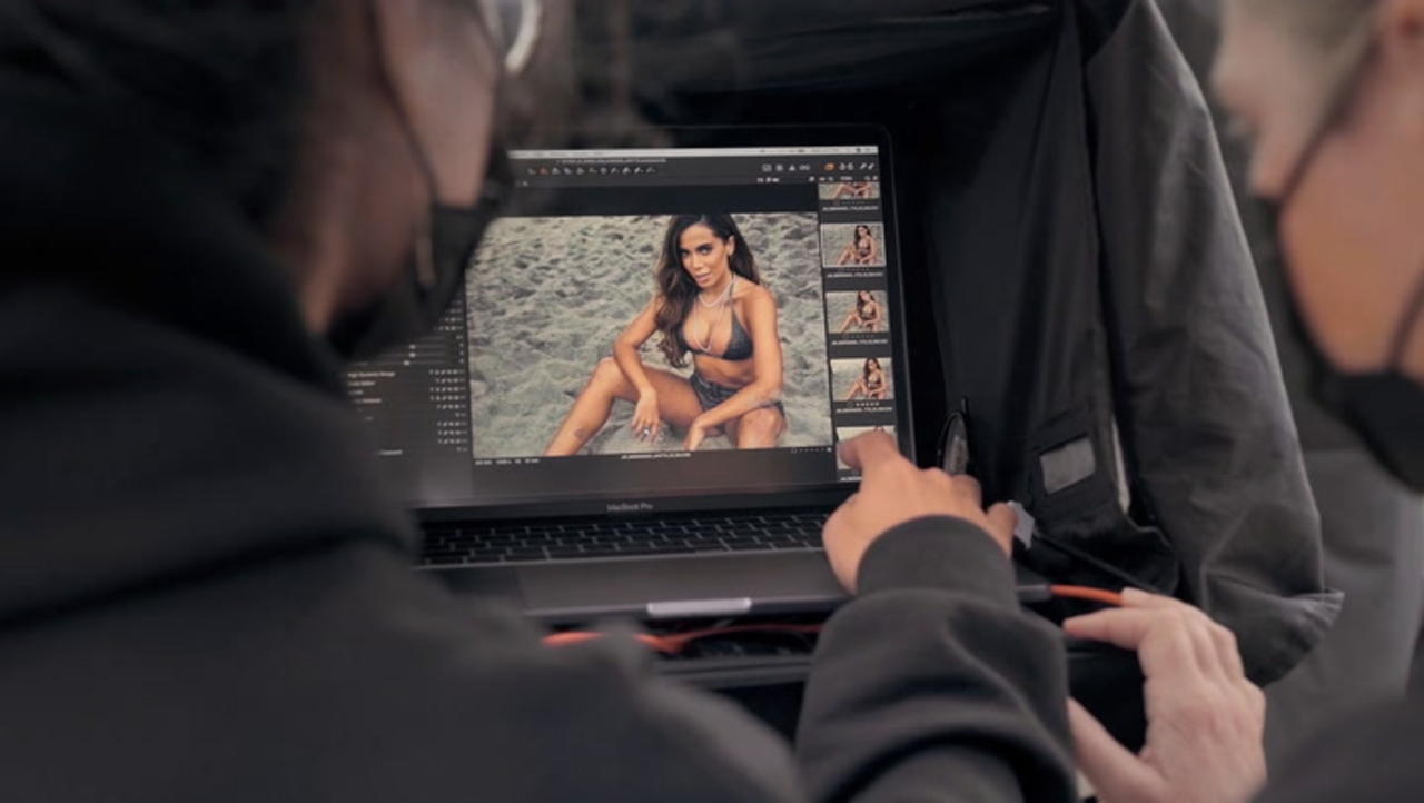 Announcement highlight: SI Swimsuit 2021 | Featuring Anitta