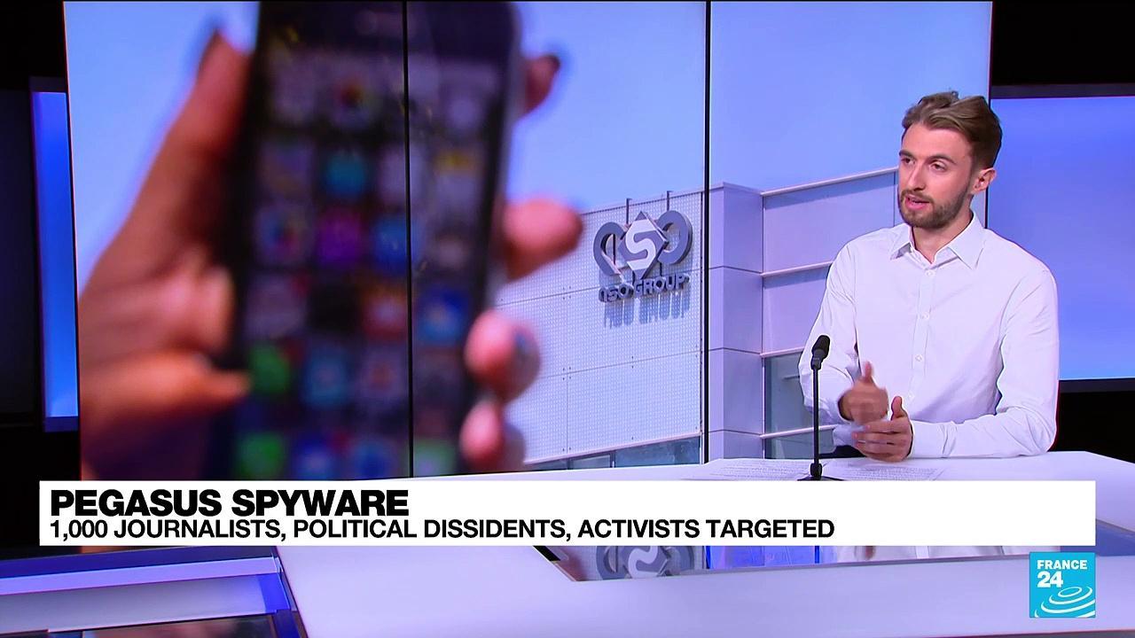 Israeli Pegasus spyware used 'zero click-attack' to infect smartphones