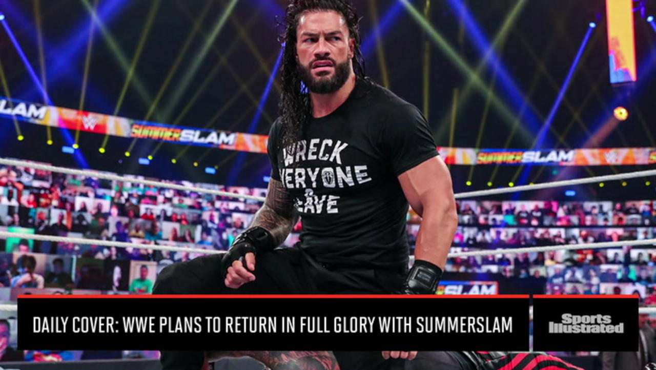 Daily Cover: WWE's Hottest Summer Yet