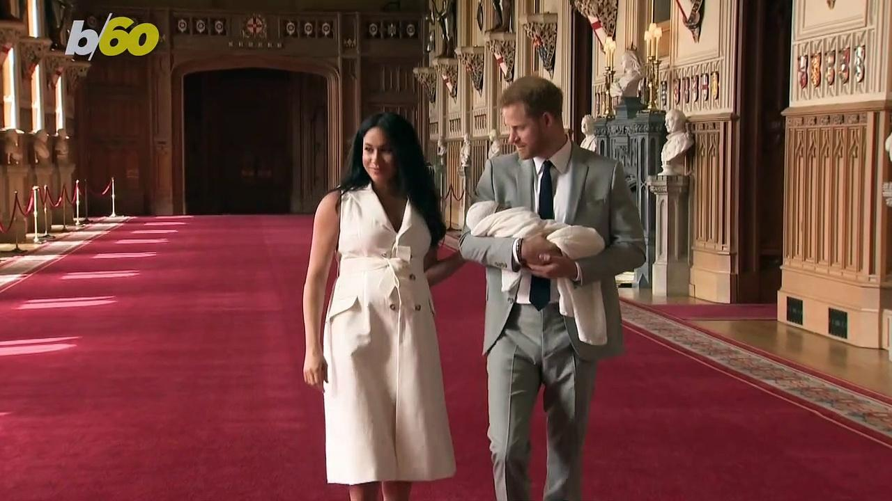 Prince Harry Reportedly Wants a Royal Christening