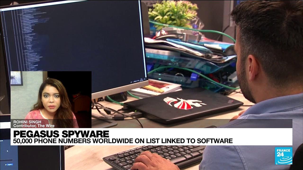50,000 phone numbers worldwide on list linked to Israeli spyware