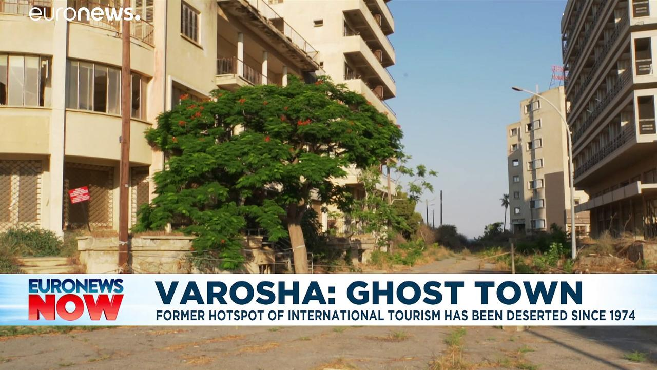 Varosha: Cypriots dream of returning to tourism jewel that became a ghost town