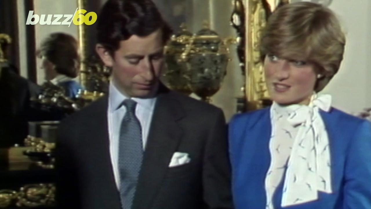 The Very Unique Story Behind Princess Diana's Engagement Ring