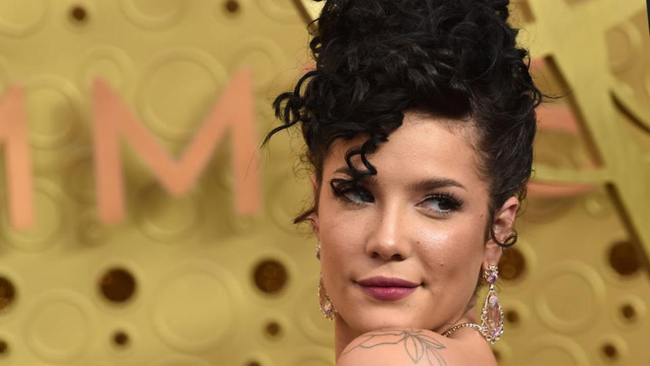 Halsey Welcomes Her First Child With Alev Aydin   Billboard News