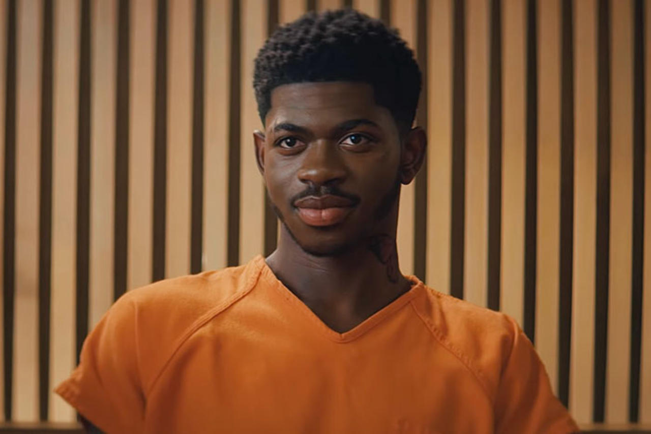 Lil Nas X Makes Fun of Nike Court Trial