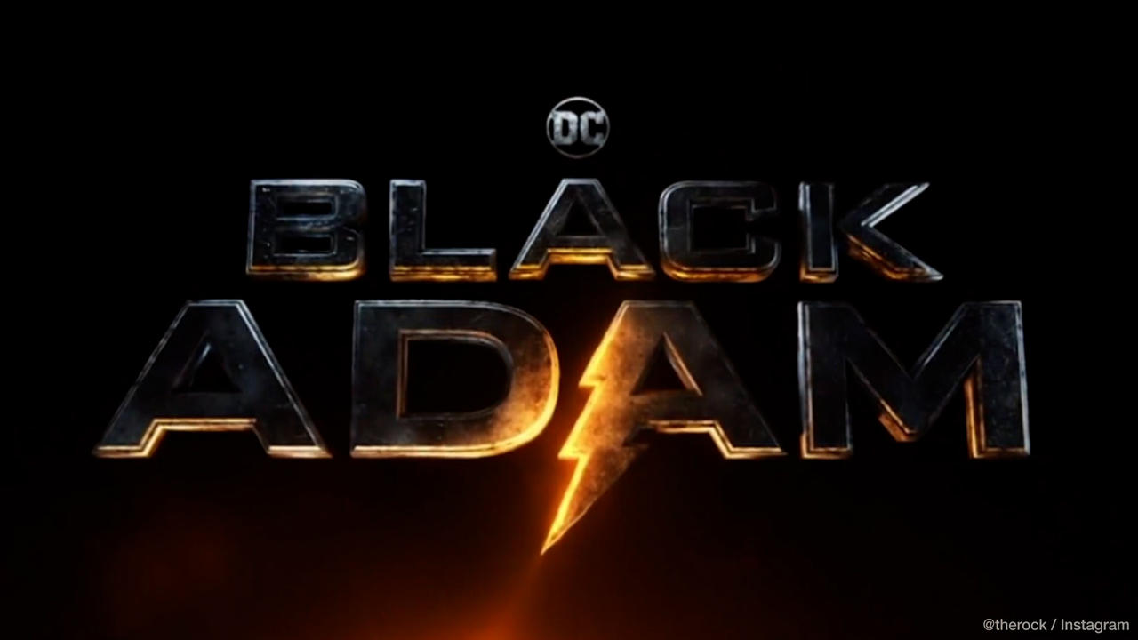Dwayne Johnson insists Black Adam is his toughest film project to date'