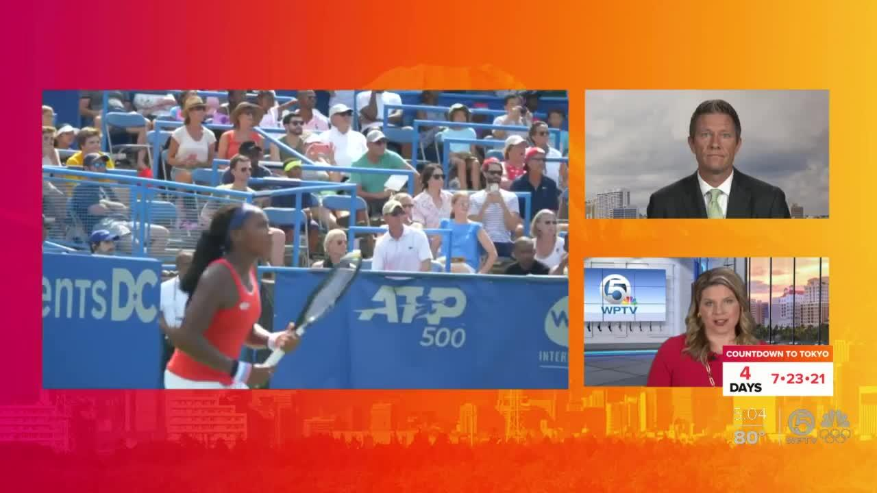 Coco Gauff tests positive for COVID-19, won't compete at Tokyo Olympics