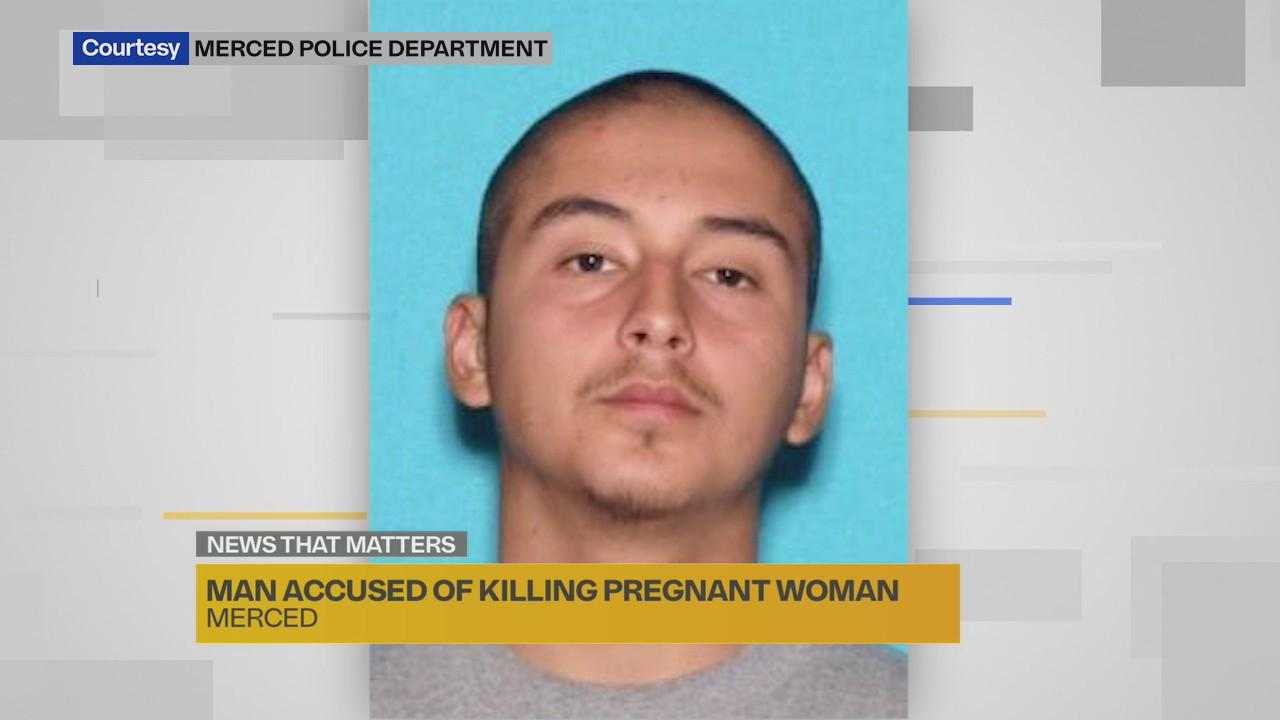 Merced police searching for suspect in killing of pregnant 19-year-old