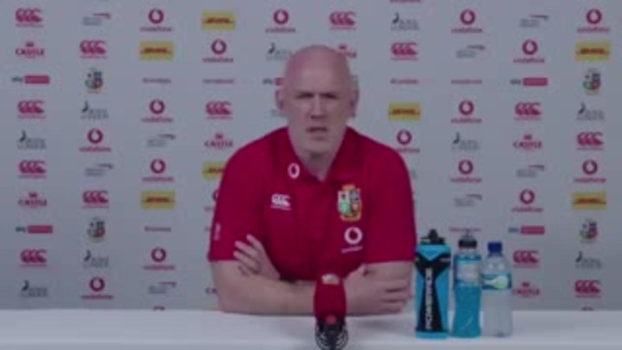Tandy: Lions team selection so tough