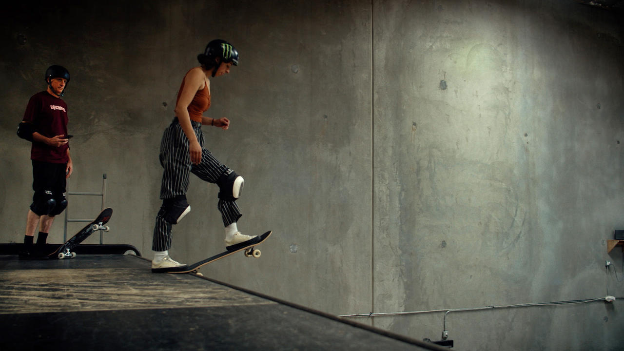 Skateboarding Is Now an Olympic Sport—and Lizzie Armanto Is Going for Gold