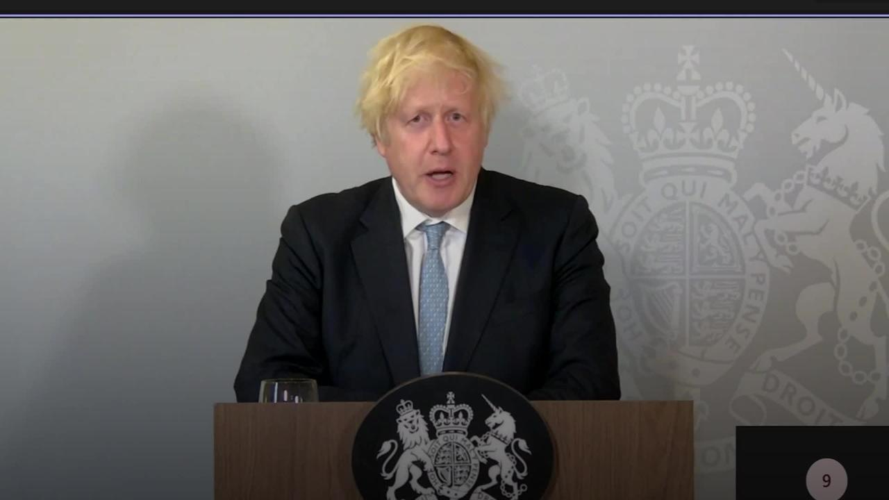 Boris Johnson: Those self-isolating must continue to do so