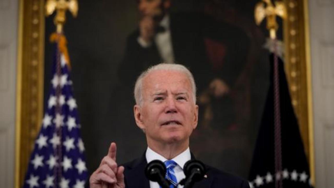 Biden makes plea to those spreading misinformation on Facebook