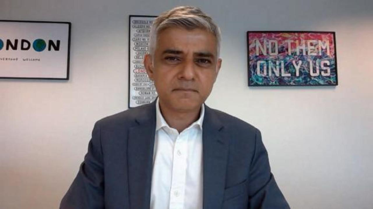 London Mayor on opening up: 'Vaccine a game changer'