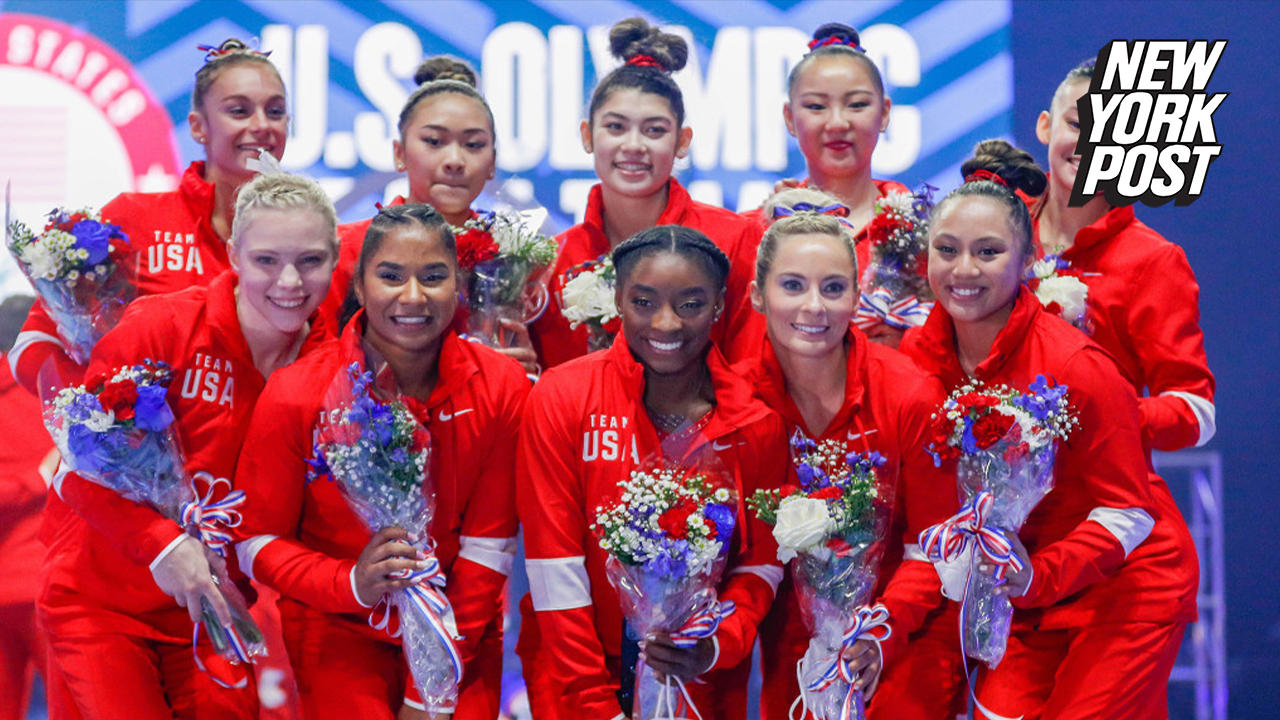 US Olympic gymnast tests positive for COVID days before Tokyo games start