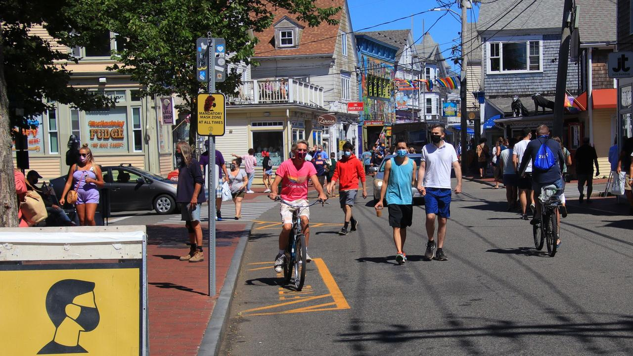 Provincetown issues new mask advisory amid COVID-19 outbreak