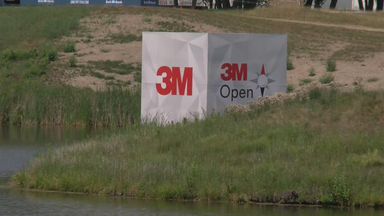 Keeping The Grass Green For The 3M Open