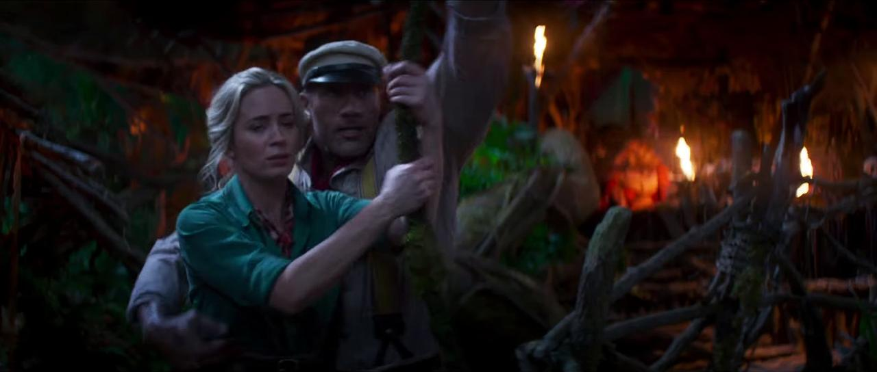 Jungle Cruise Movie Clip - Trust Me