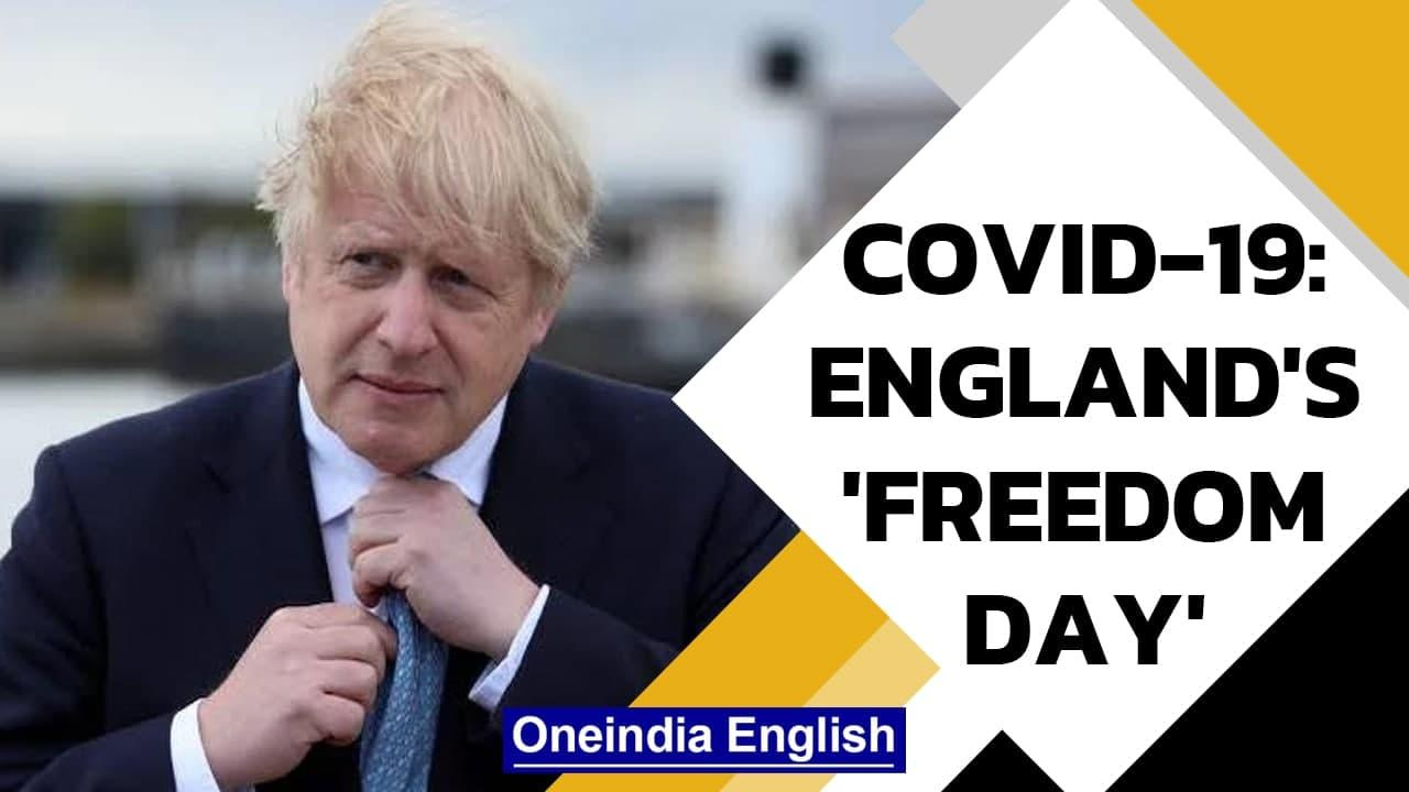 COVID-19: England's 'Freedom Day' comes amid surging infection rates| Oneindia News