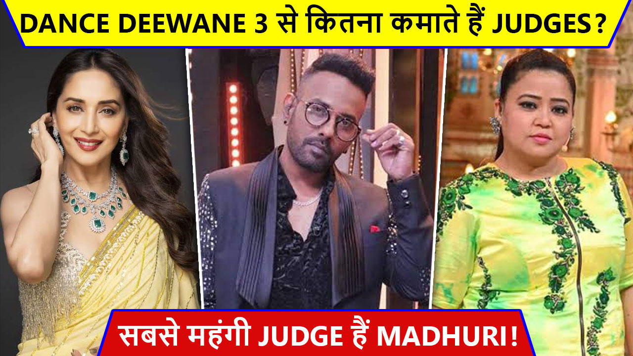 Madhuri Dixit Takes This BIG AMOUNT To Judge This Reality Show