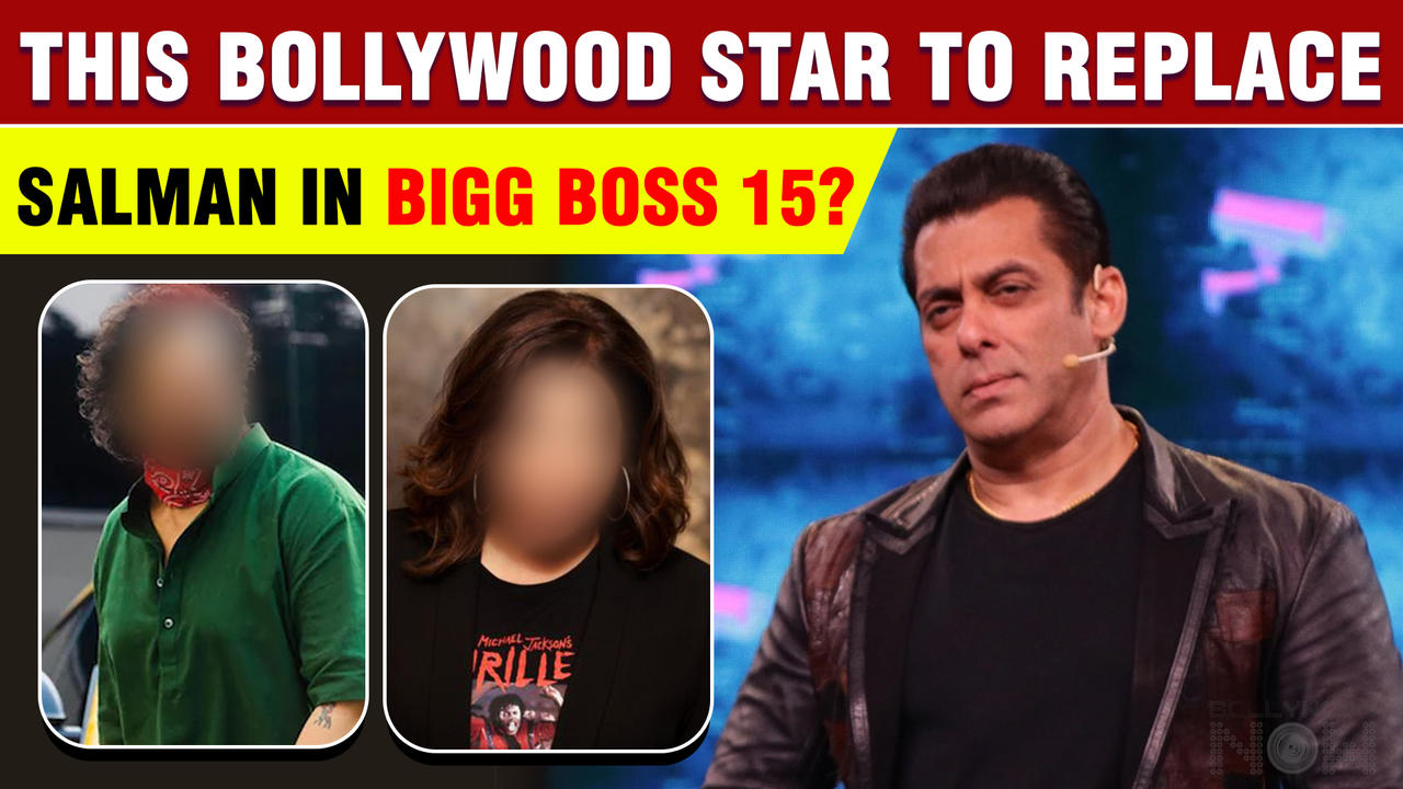 Salman Khan To Get Replaced By This Bollywood Personality in Bigg Boss 15?