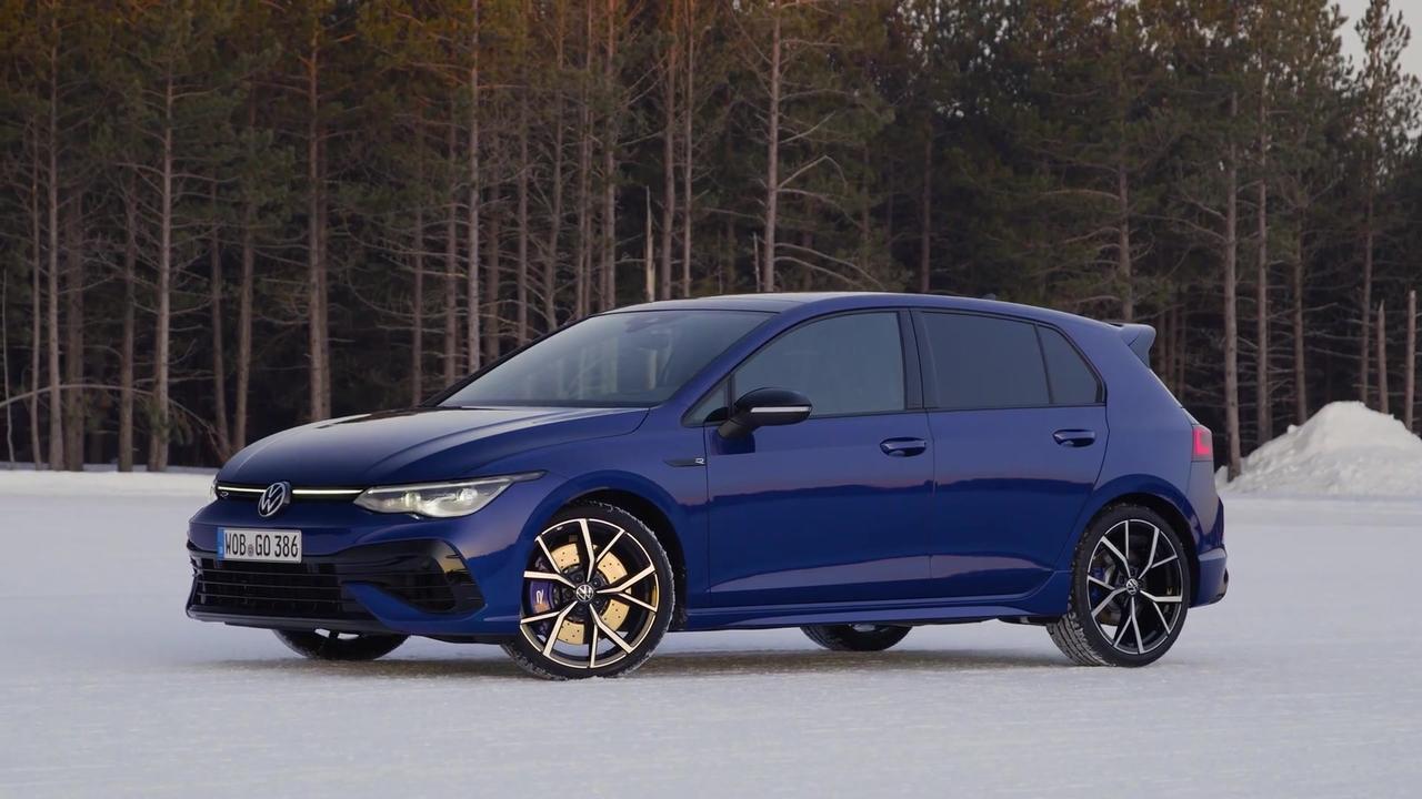 2022 Volkswagen Golf R Exterior Design