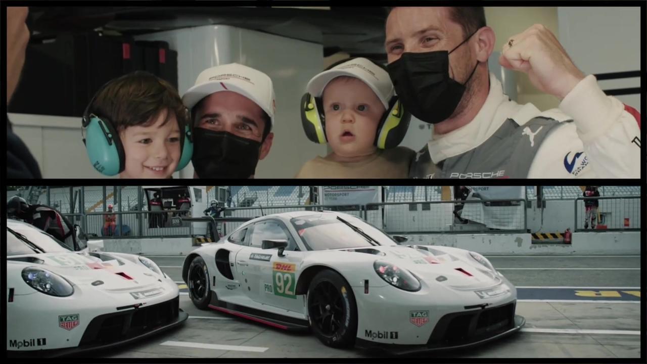 Porsche WEC - race 3 in Monza – qualifying