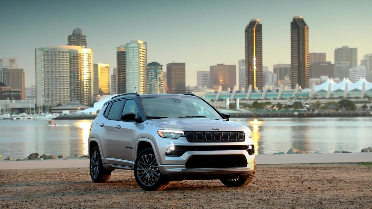 New 2022 Jeep® Compass Overview