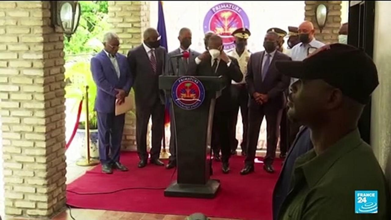 Haitians agree on new government to form elections after assassination