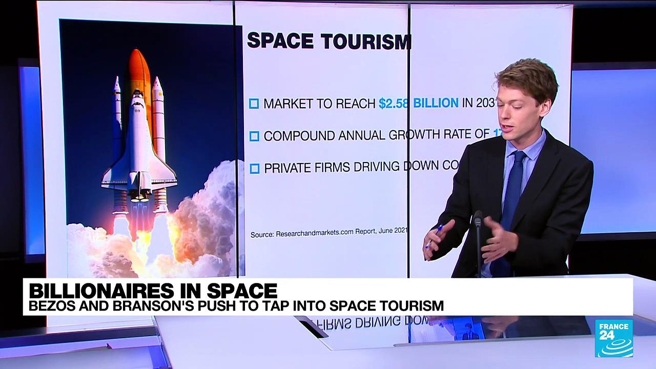 The space economy: What are the deeper ambitions of Blue Origin?