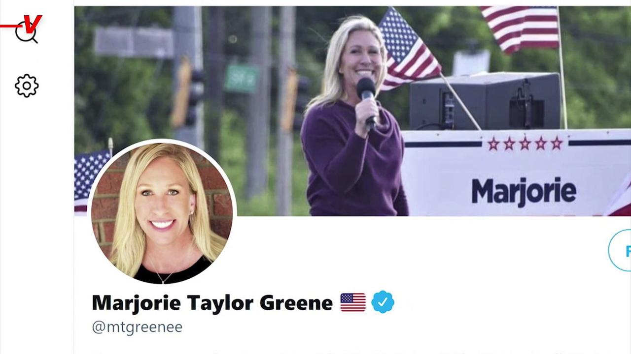 Twitter Temporarily Suspended Rep. Marjorie Taylor Greene for Claiming COVID-19 is 'Not Dangerous' to Most People