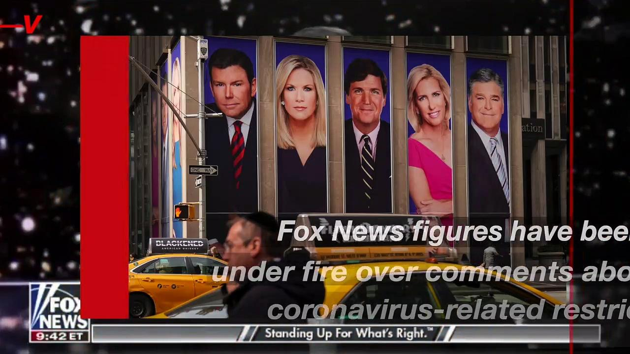 Sean Hannity and Other Fox News Hosts Abandon Disinformation Campaigns on COVID-19 Vaccine