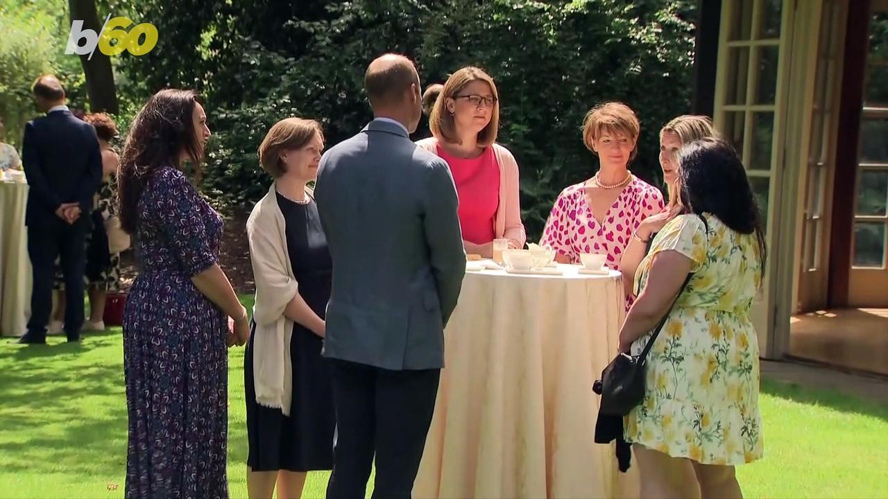 Prince William Revealed His Favorite US President