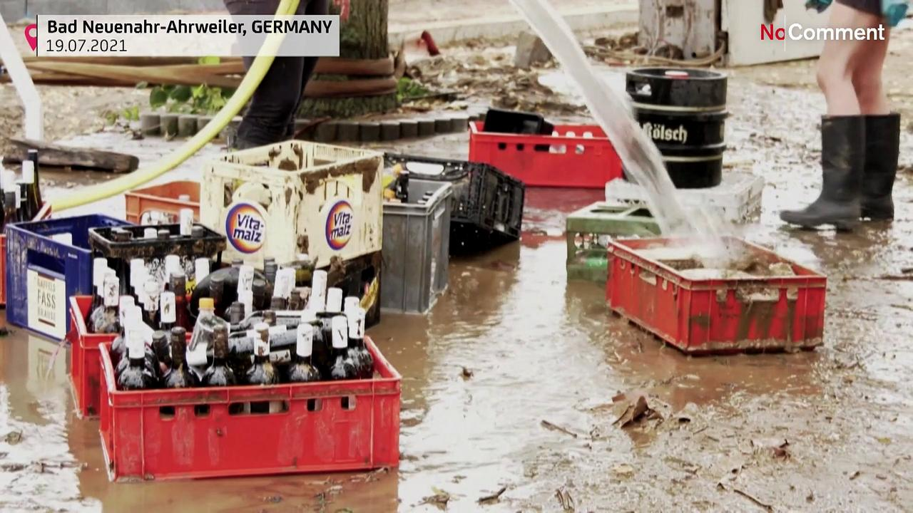 Germany Floods Aftermath