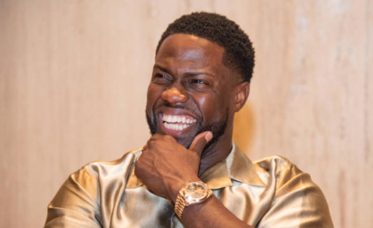 Kevin Hart to Host 'Hart To Heart' Talk Show Series