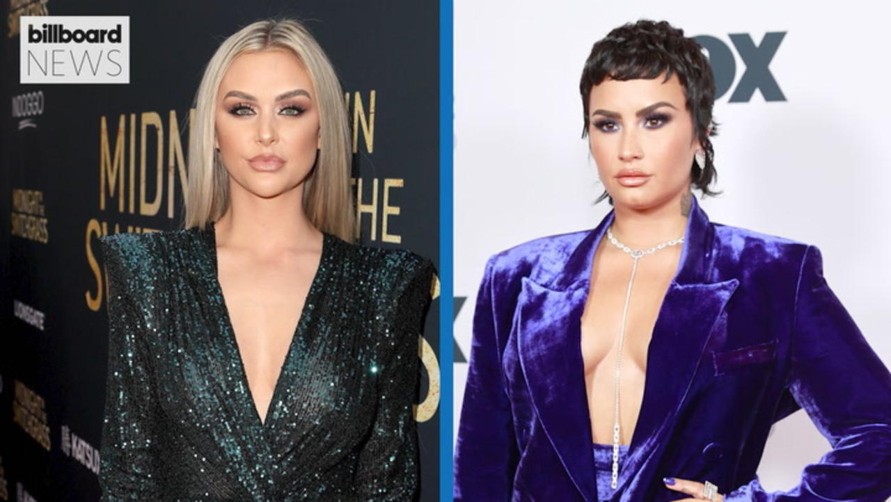 'Vanderpump Rules Star Lala Kent Calls Demi Lovato's 'California Sober' Lifestyle is 'Extremely Offensive' | Billboard News