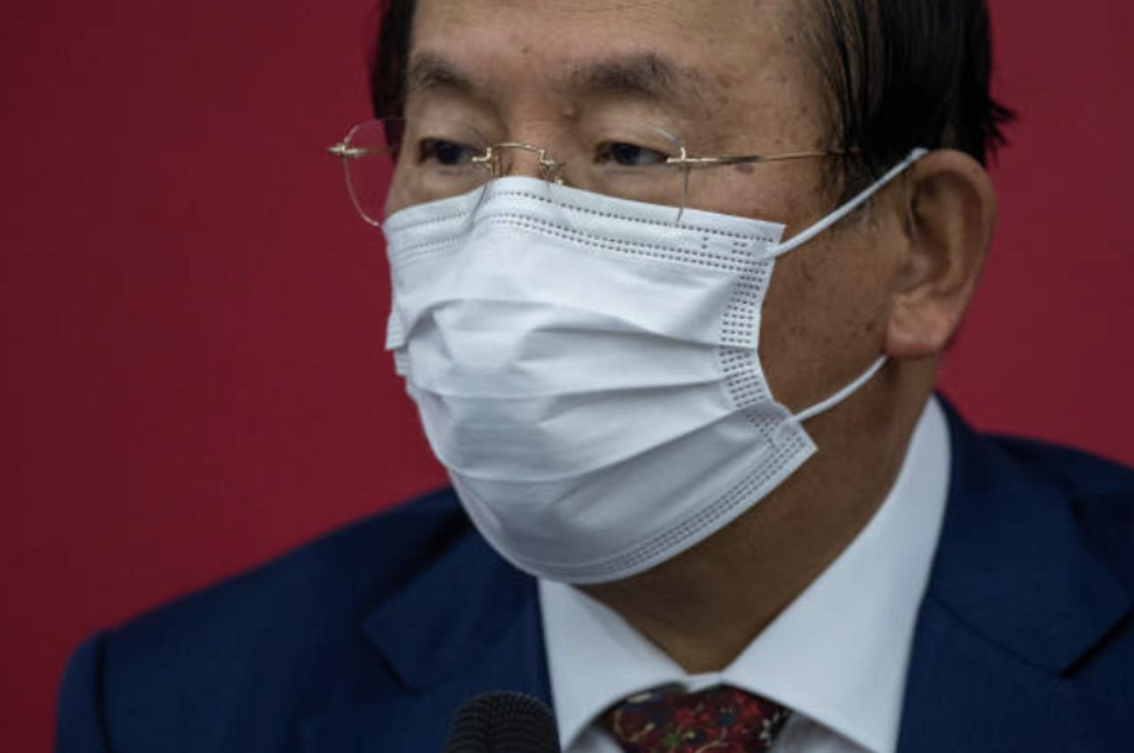 Tokyo 2020 Organizing Committee Chief Doesn't Rule Out Canceling Olympics