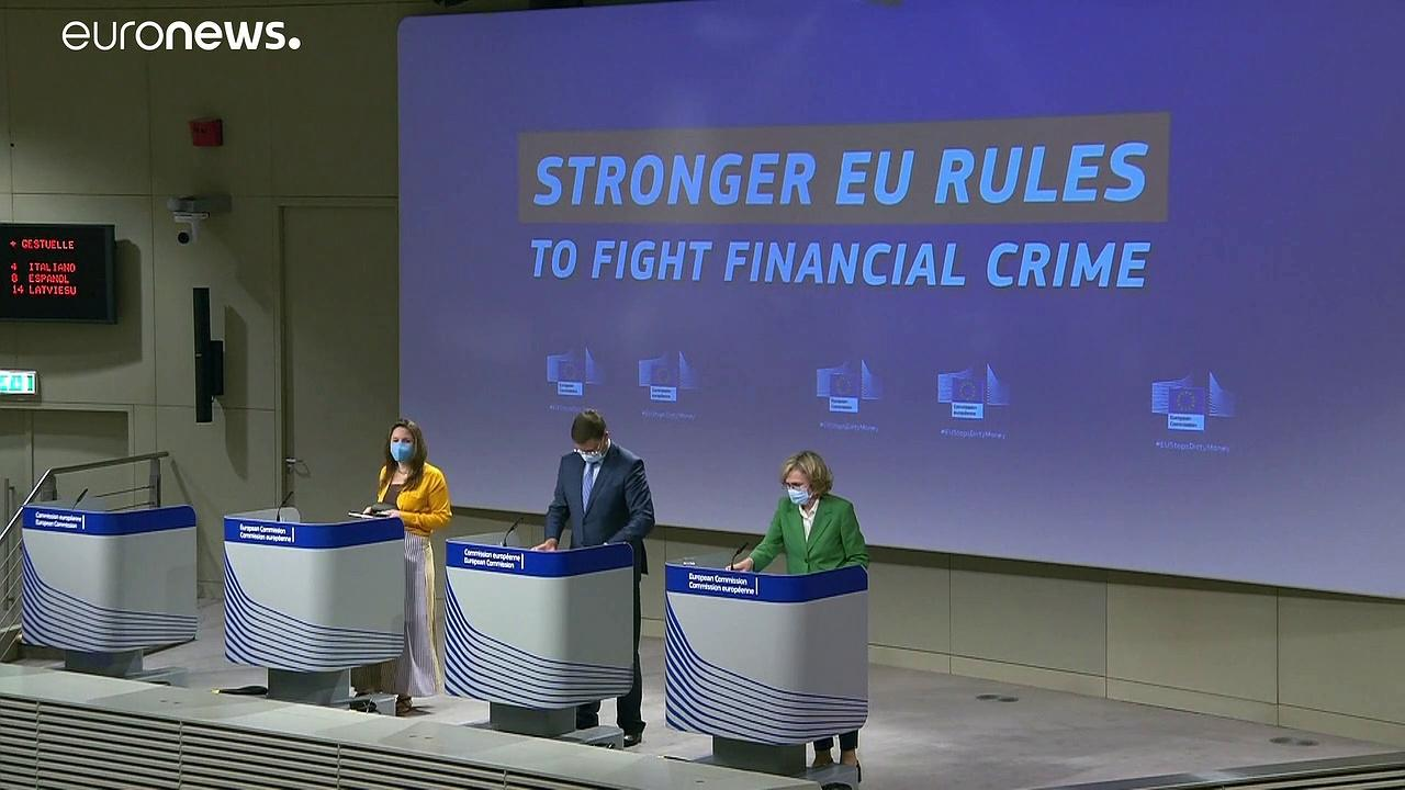 Brussels wants a new EU agency to tackle money laundering