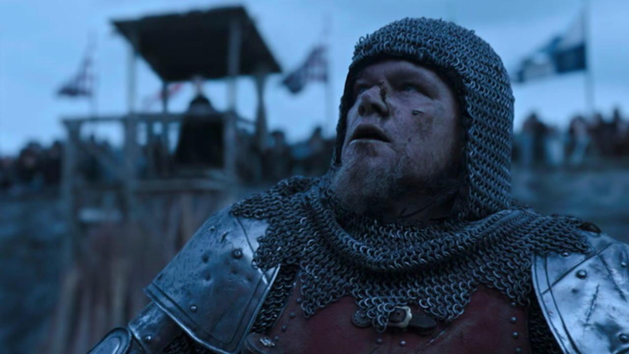 Ridley Scott's 'The Last Duel' Drops First Trailer | THR News