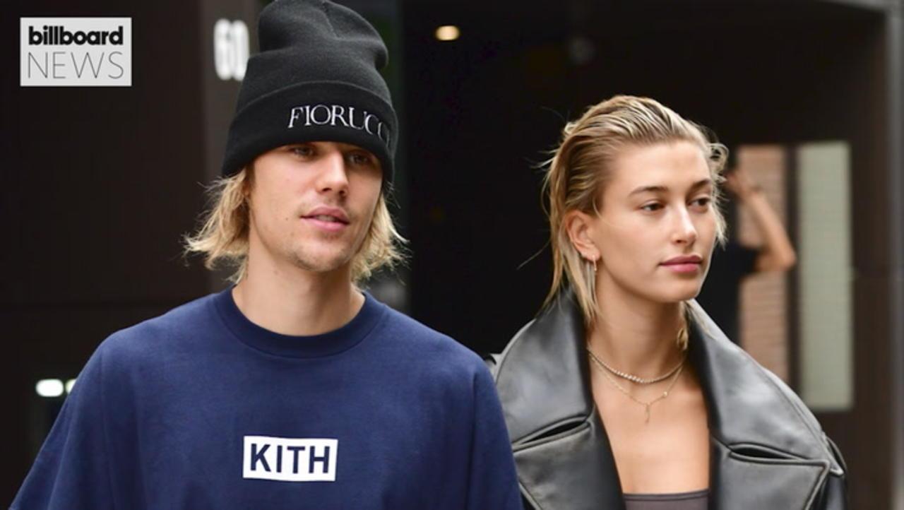 Hailey Bieber Shuts Down Pregnancy Rumors Following Justin Bieber's Instagram Post | Billboard News
