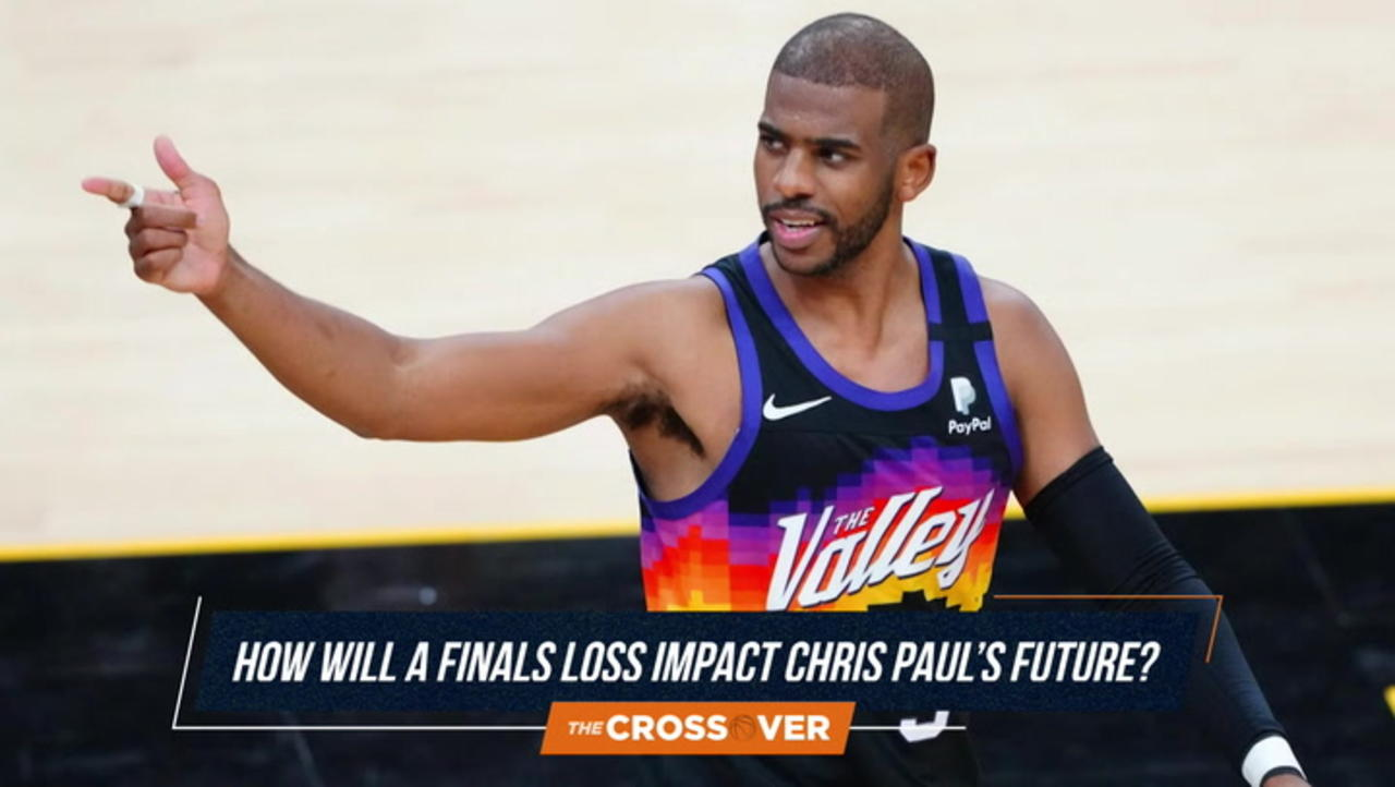 The Crossover: How Will A Finals Loss Impact Chris Paul's Future?